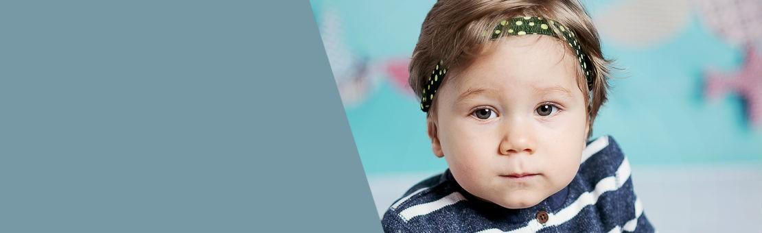 Haarbänder für Säuglinge